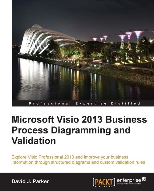 Visio Validation Rules book cover